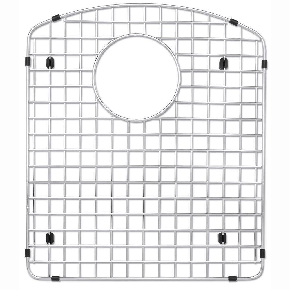 Blanco Stainless Steel Sink Grid for Fits Diamond 1-3/4 Large Bowl 245349
