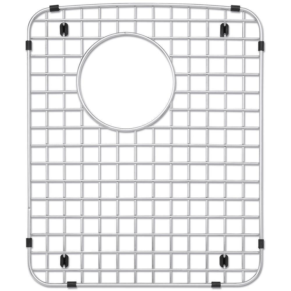 Blanco Stainless Steel Sink Grid for Fits Diamond Double Right Bowl 245365