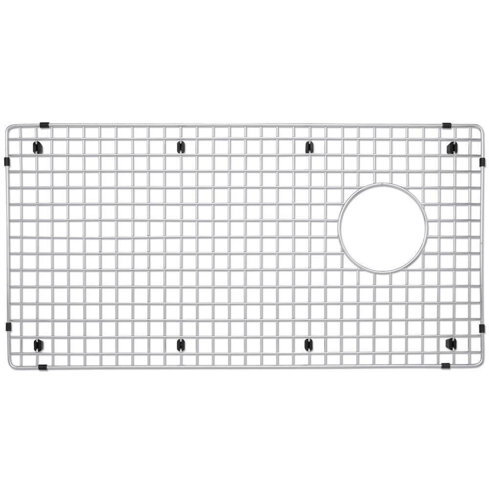 Blanco Stainless Steel Sink Grid - Fits Diamond Super Single Bowl 245369