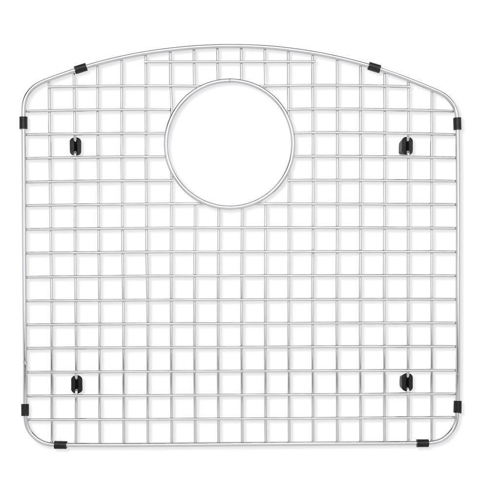 Blanco Stainless Steel Sink Grid - Fits Diamond 1-1/2 Large Bowl 245373