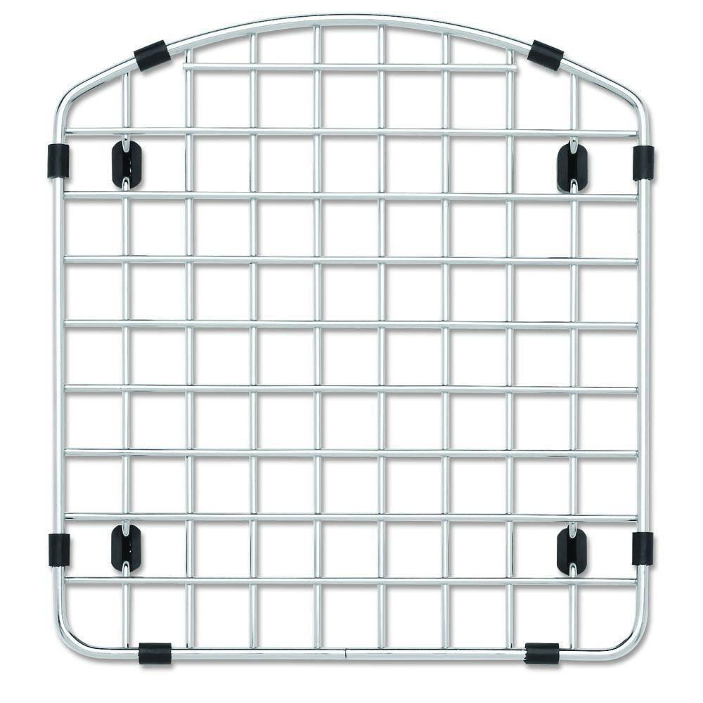 Blanco Stainless Steel Sink Grid   Fits Diamond Prep And Bar Sinks 245    FaucetList.com