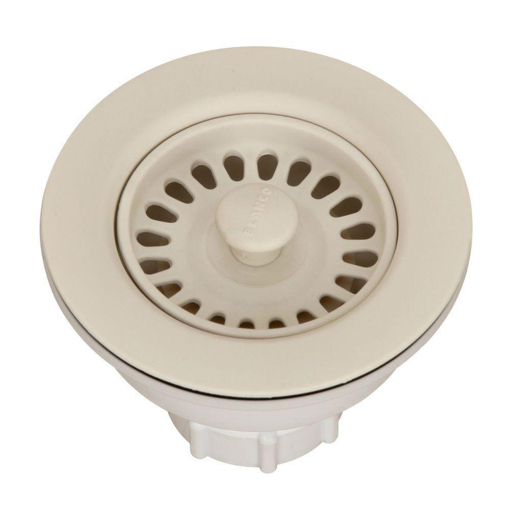 Blanco Decorative Basket Strainer in Biscuit 478167