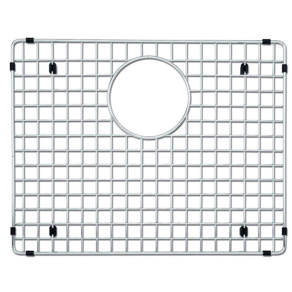 "Blanco Stainless Steel Grid (Fits Precision 16"" sinks) 509580"