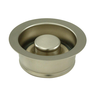 Kitchen Sink Accessories Satin Nickel Garbage Disposal Flange BS3008
