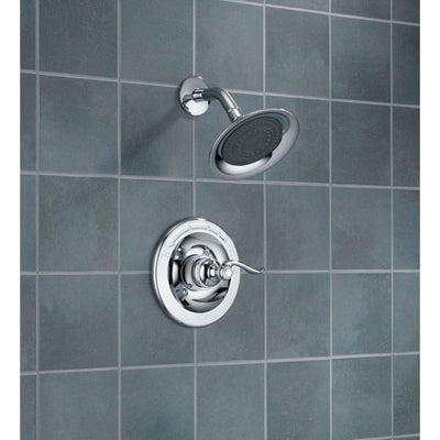Delta Windemere Single Handle Chrome Shower Only Faucet Trim Kit 522527