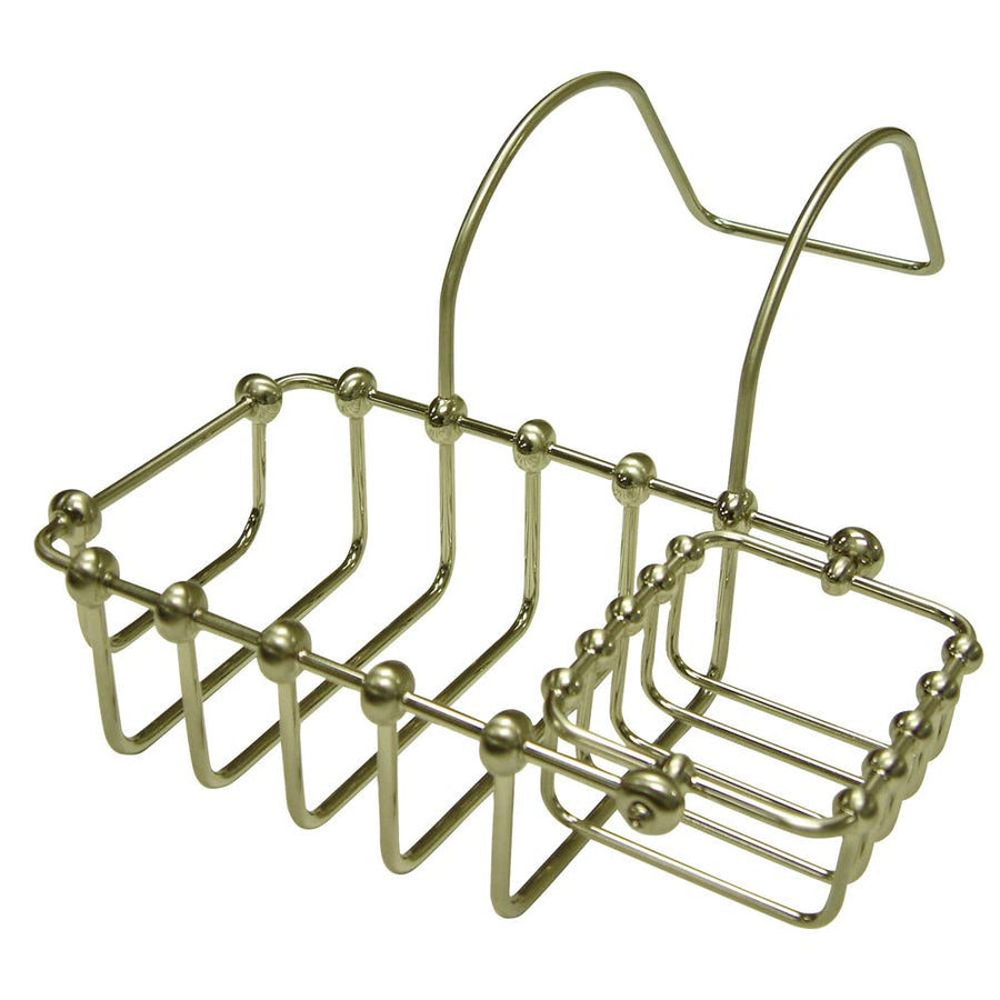 Clawfoot Tub Soap Caddy Soap Dish And Shampoo Holder Tray For - Accessories for clawfoot tub