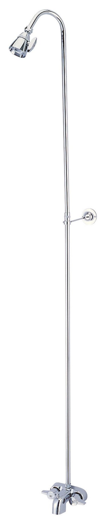 Kingston Brass Chrome Converto Shower CC3121