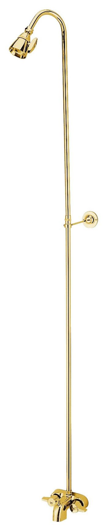 Kingston Brass Polished Brass Converto Shower CC3122
