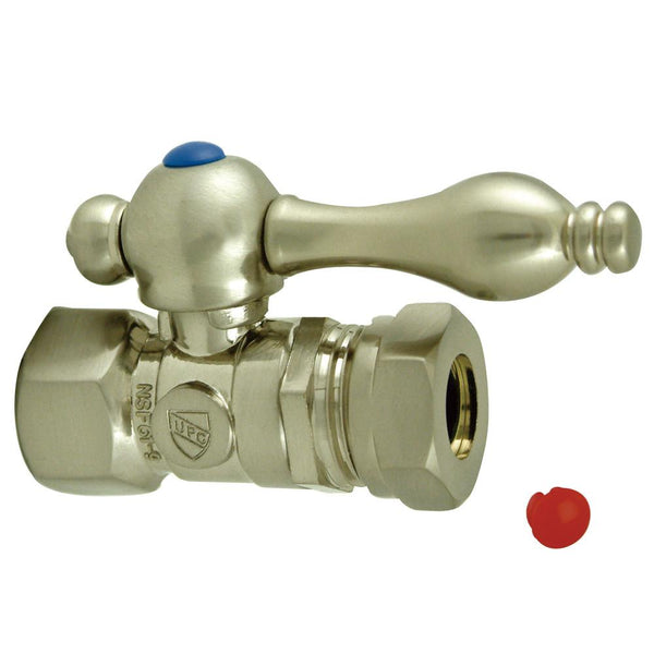 Clawfoot Faucet Supply Stops Get Supply Line Water Shut