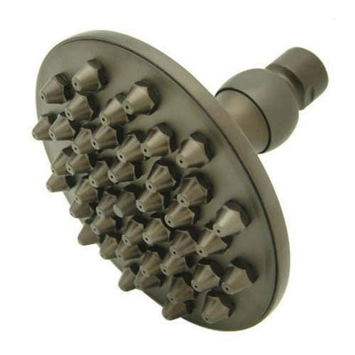 "Bathroom fixtures Oil Rubbed Bronze 4 3/4"" Best Shower Head CK134A5"