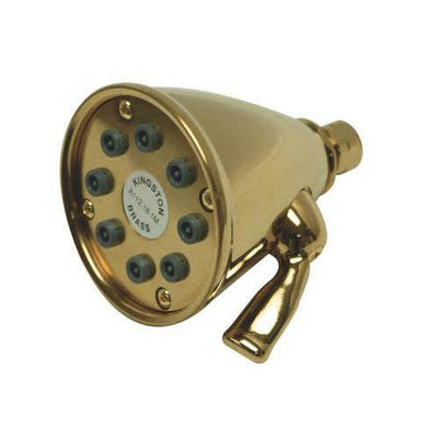 Bathroom fixtures Polished Brass Adjustable Spray Shower Head CK139A2