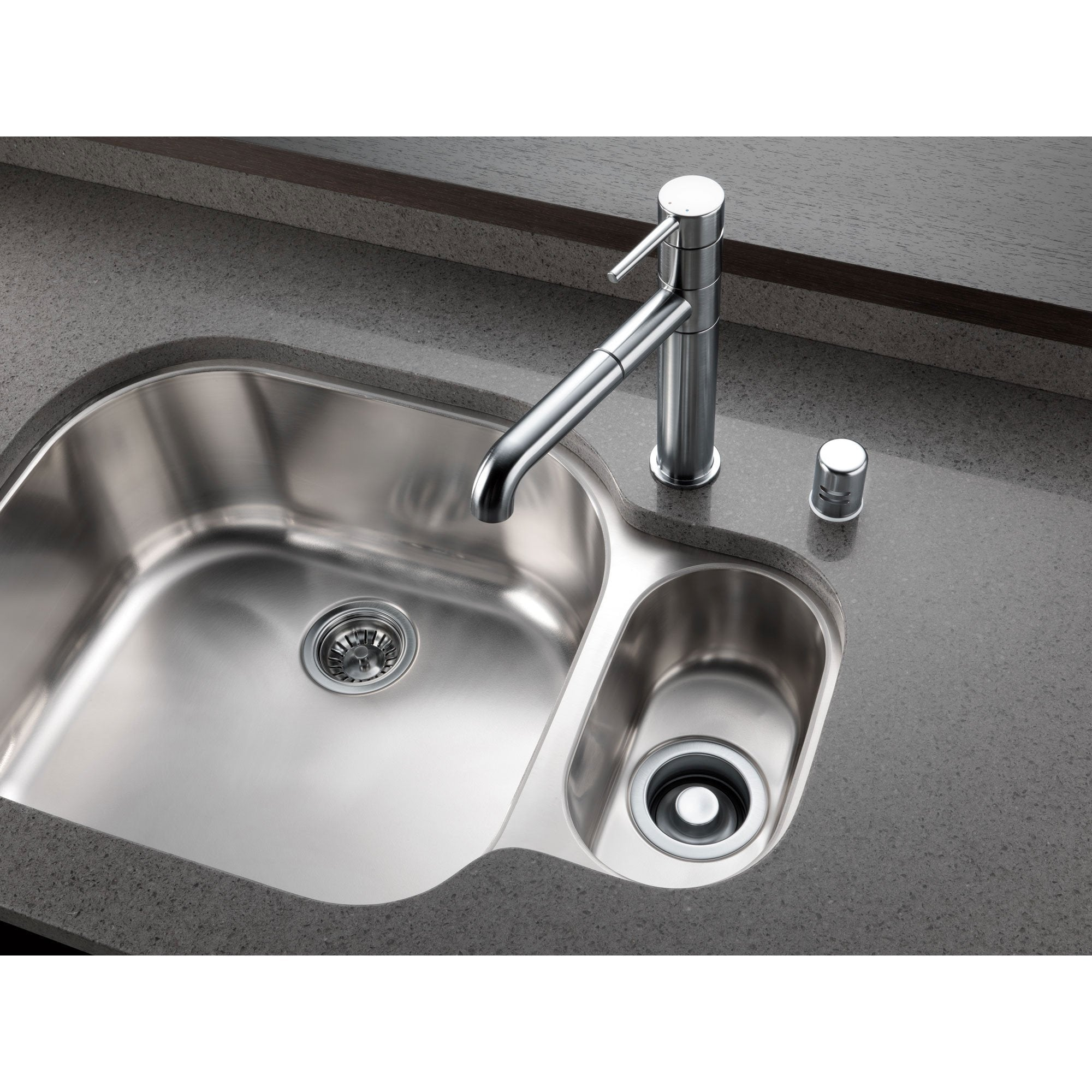 inside faucet hole pull single with kienandsweet new furnitures of down out image kitchen the motes