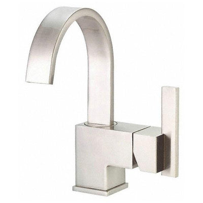 Danze Sirius Brushed Nickel Single Handle Centerset Bathroom Faucet