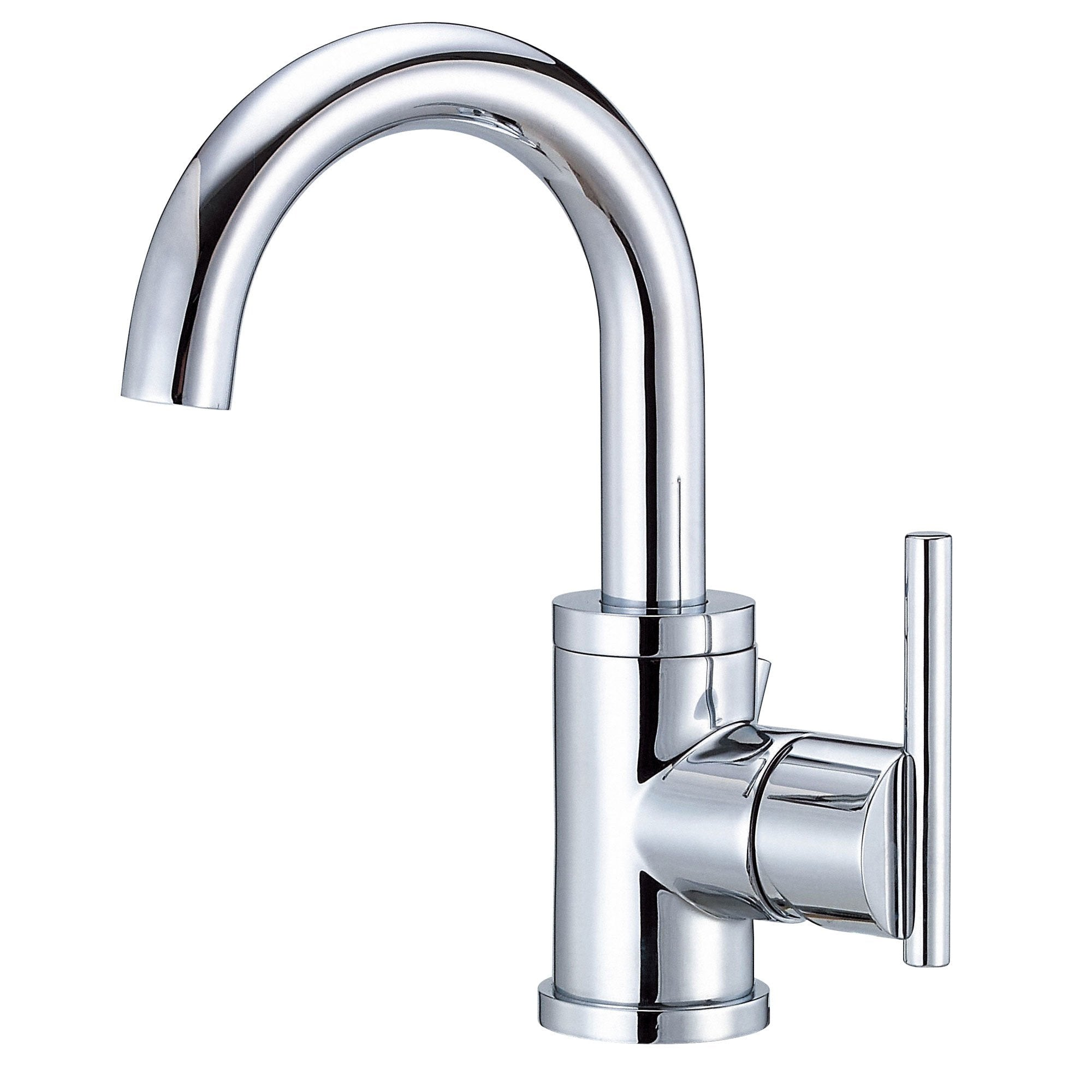 Danze Parma Chrome Single Handle Bathroom Centerset Faucet