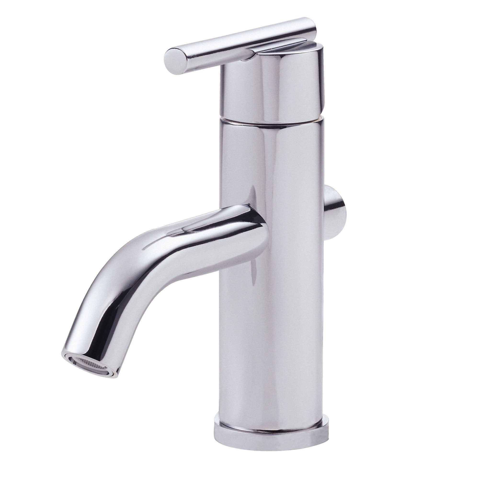 Danze Parma Chrome Single 1 Handle Centerset Bathroom Faucet w Drain