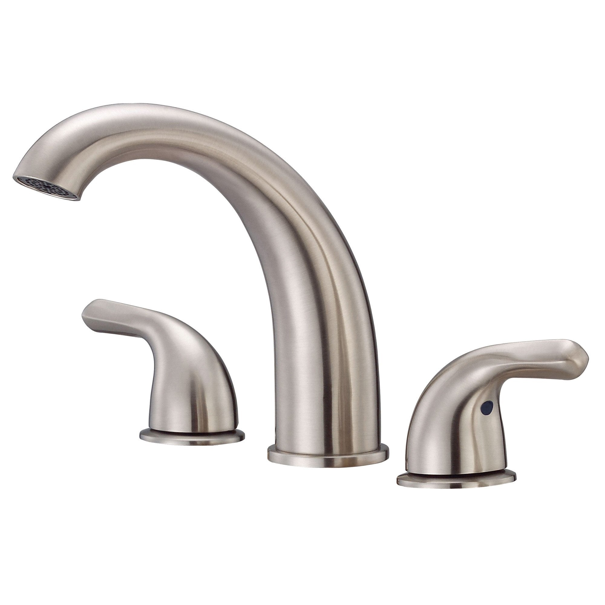 Danze Melrose Brushed Nickel 2 Handle Roman Bath Tub Filler Faucet INCLUDES Rough-in Valve
