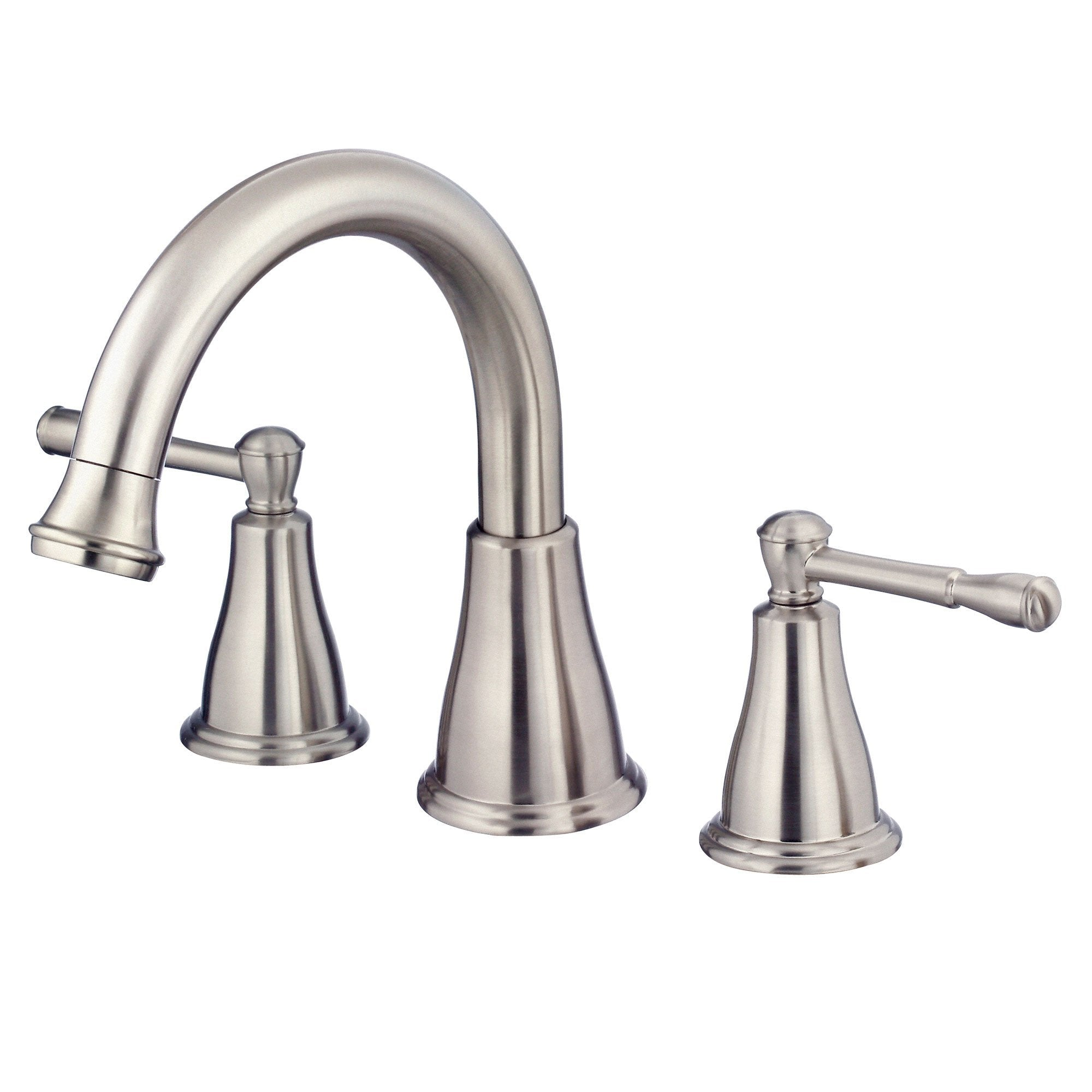 Danze Eastham Brushed Nickel Widespread Roman Bath Tub Filler Faucet INCLUDES Rough-in Valve