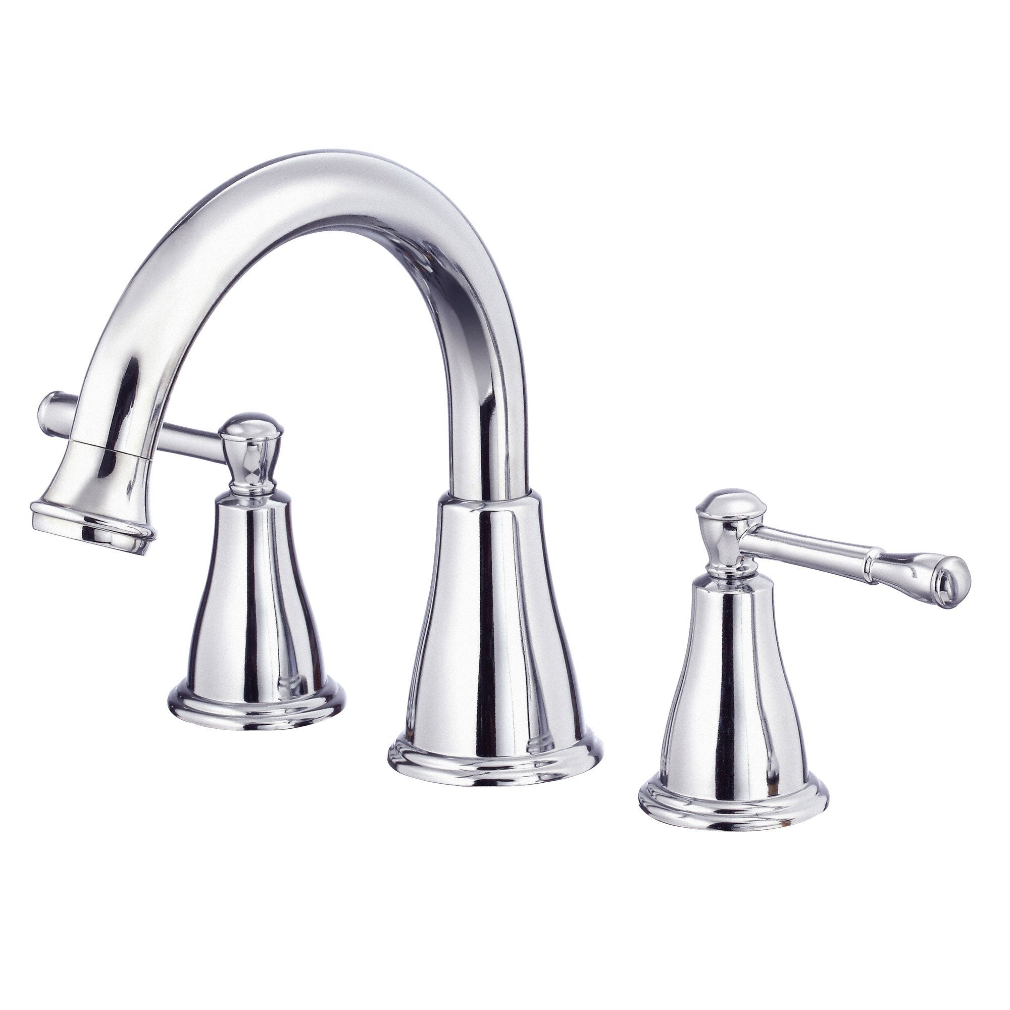 Danze Eastham Chrome High Volume Roman Bathtub Filler Faucet INCLUDES Rough-in Valve