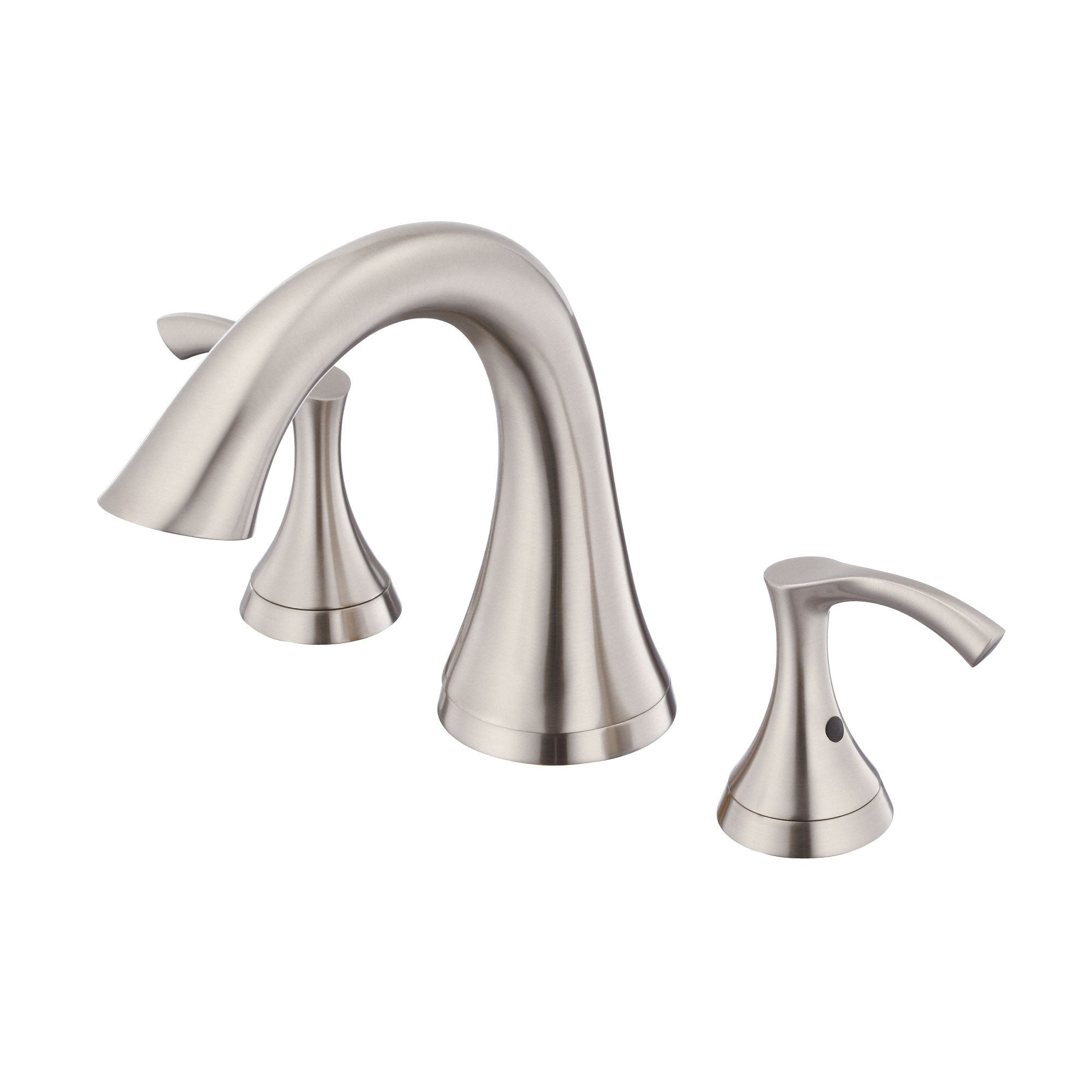 Danze Antioch Brushed Nickel High Volume Roman tub Filler Faucet INCLUDES Rough-in Valve