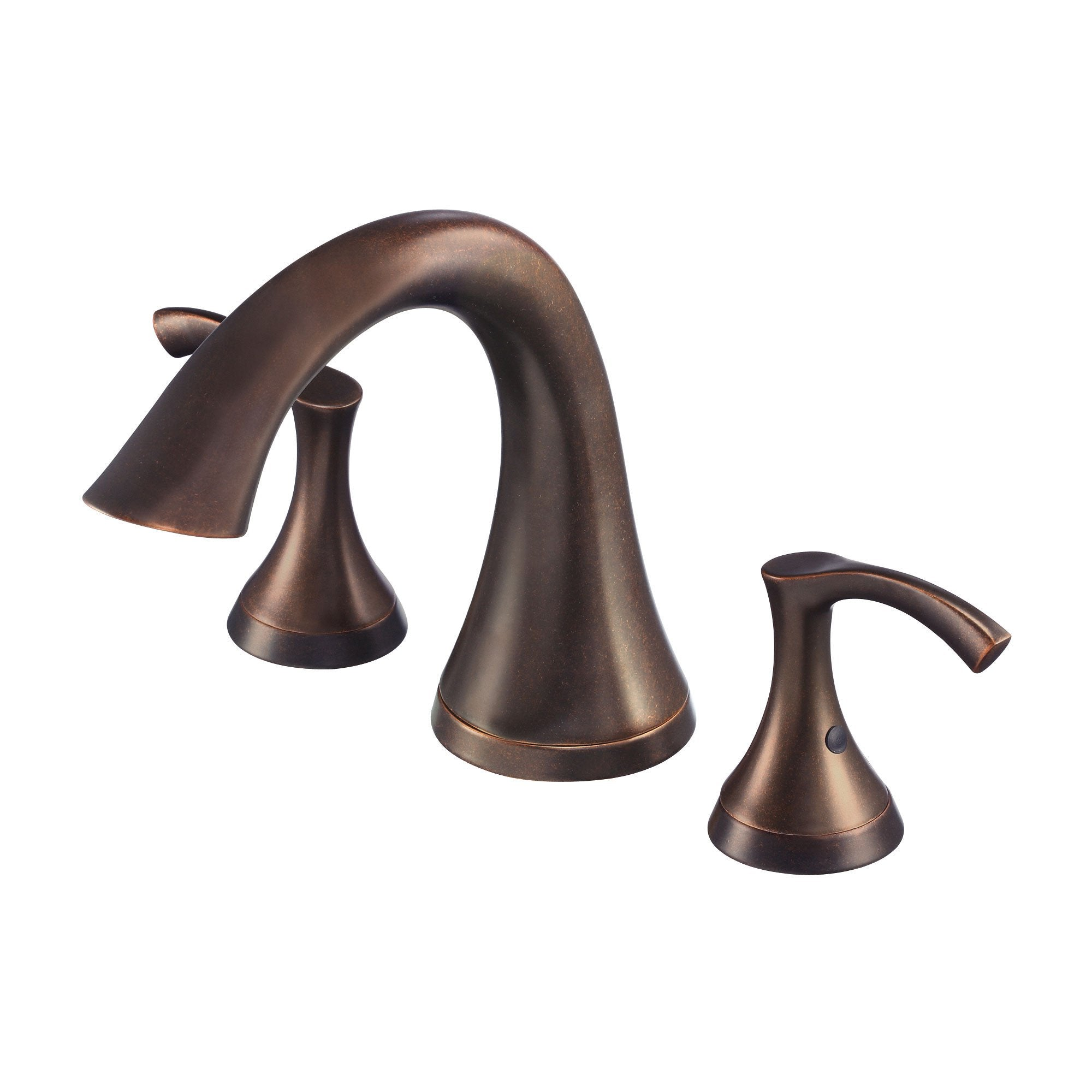 Danze Antioch Tumbled Bronze High Volume Roman tub Filler Faucet INCLUDES Rough-in Valve