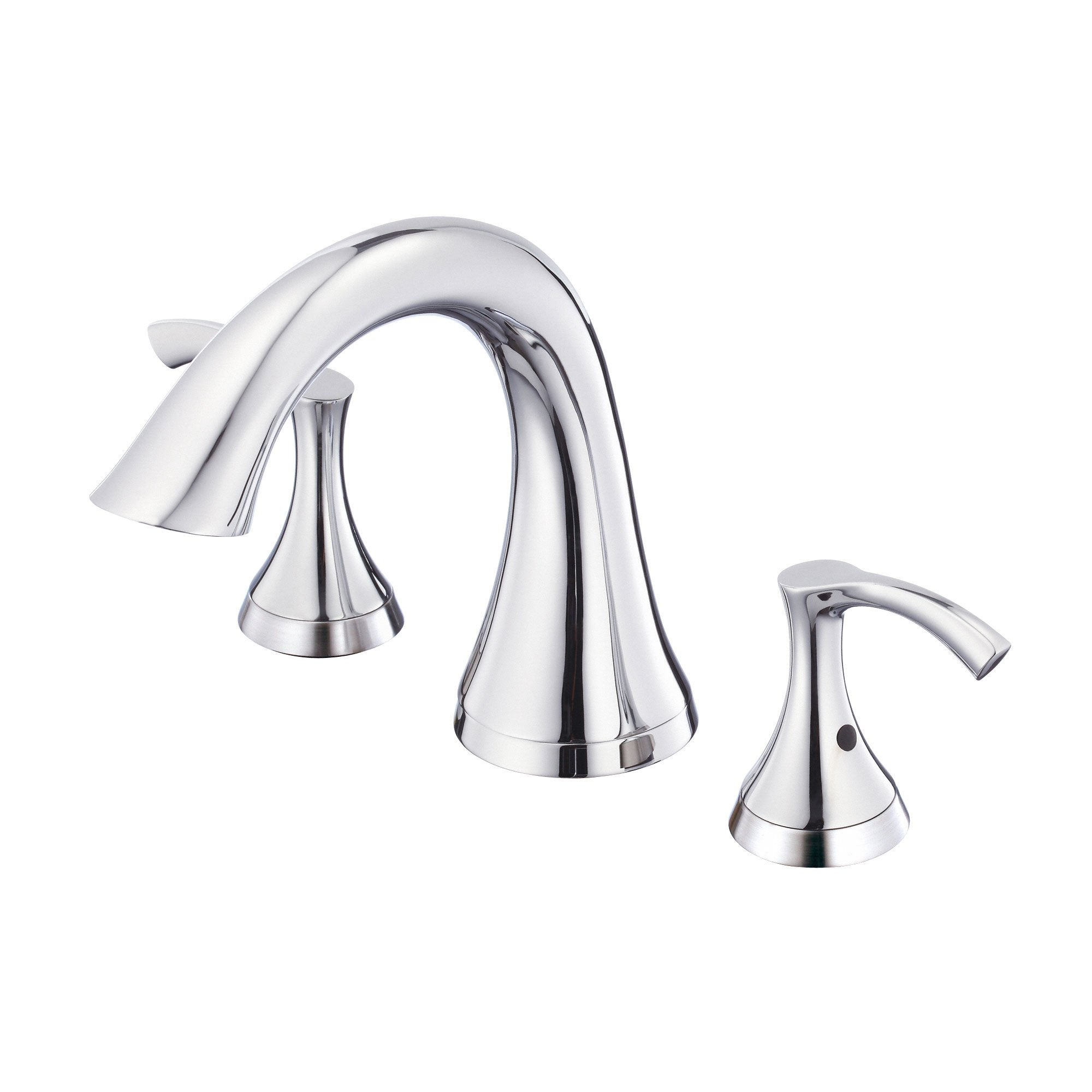 Danze Antioch Chrome Finish High Volume Roman tub Filler Faucet INCLUDES Rough-in Valve