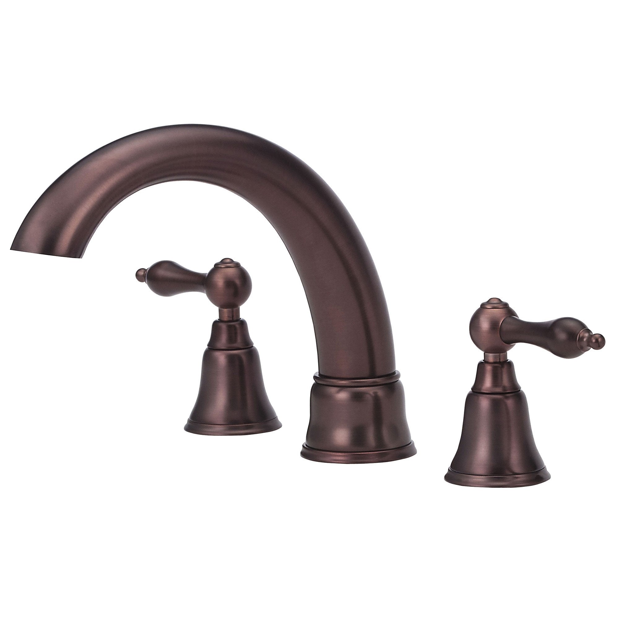 Danze Fairmont Oil Rubbed Bronze Widespread Roman Tub Filler Faucet INCLUDES Rough-in Valve