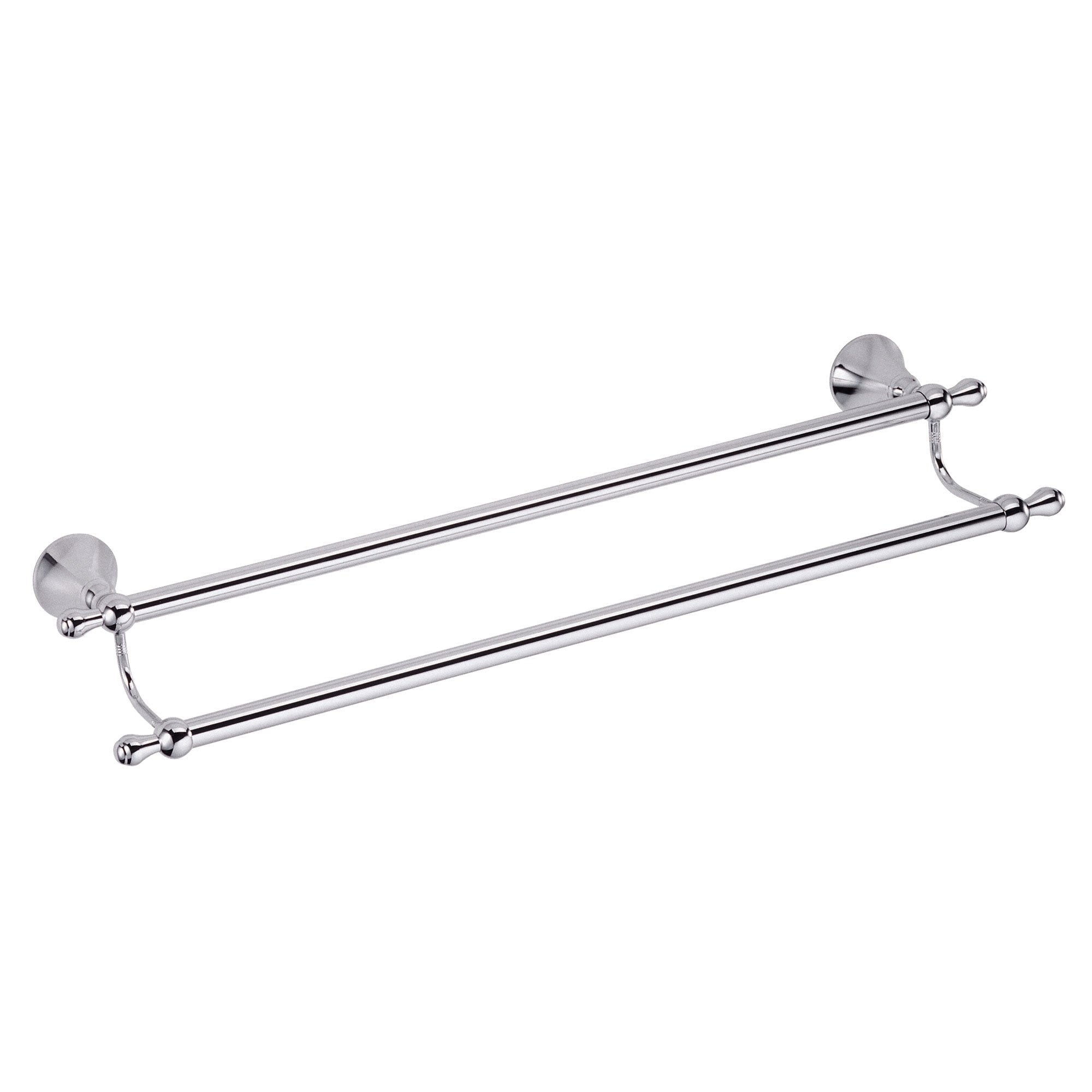 "Danze Bannockburn Towel Bars 24"" Chrome Double Towel Bar"
