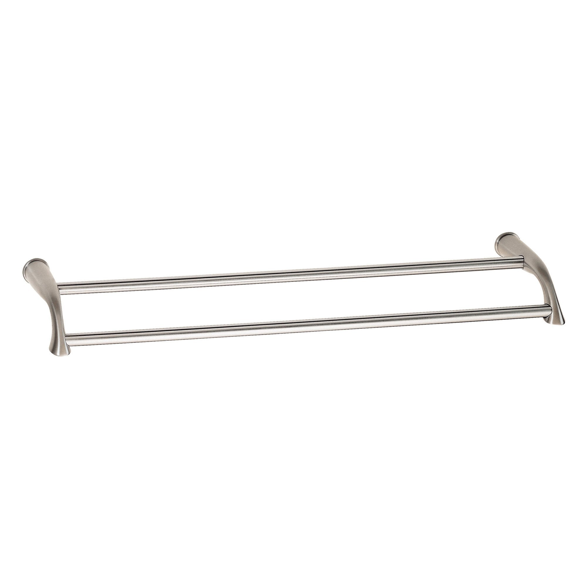 "Danze Plymouth 24"" Brushed Nickel Double Towel Bar"