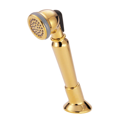 Danze Traditional Polished Brass Roman Tub Filler Handheld Shower Add-on Kit
