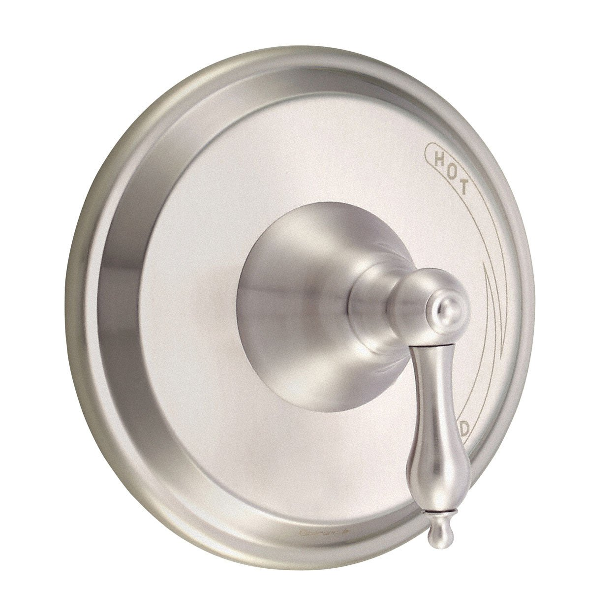 Danze Fairmont Brushed Nickel Pressure Balance Single Handle Shower Control INCLUDES Rough-in Valve