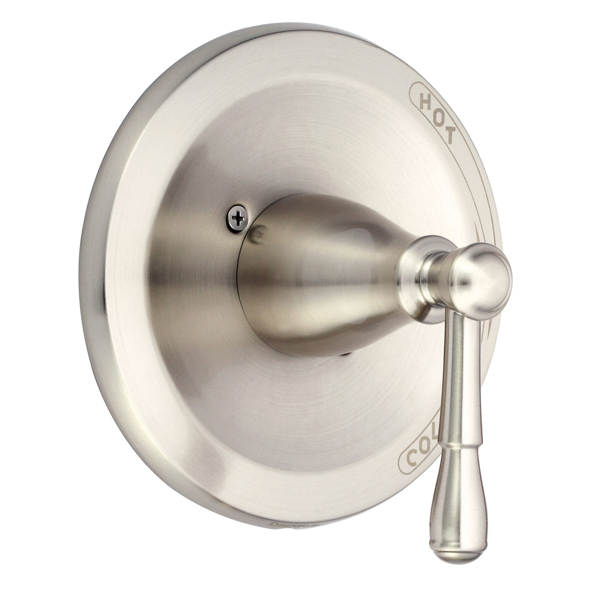 Danze Eastham Brushed Nickel Single Handle Pressure Balance Shower Control INCLUDES Rough-in Valve
