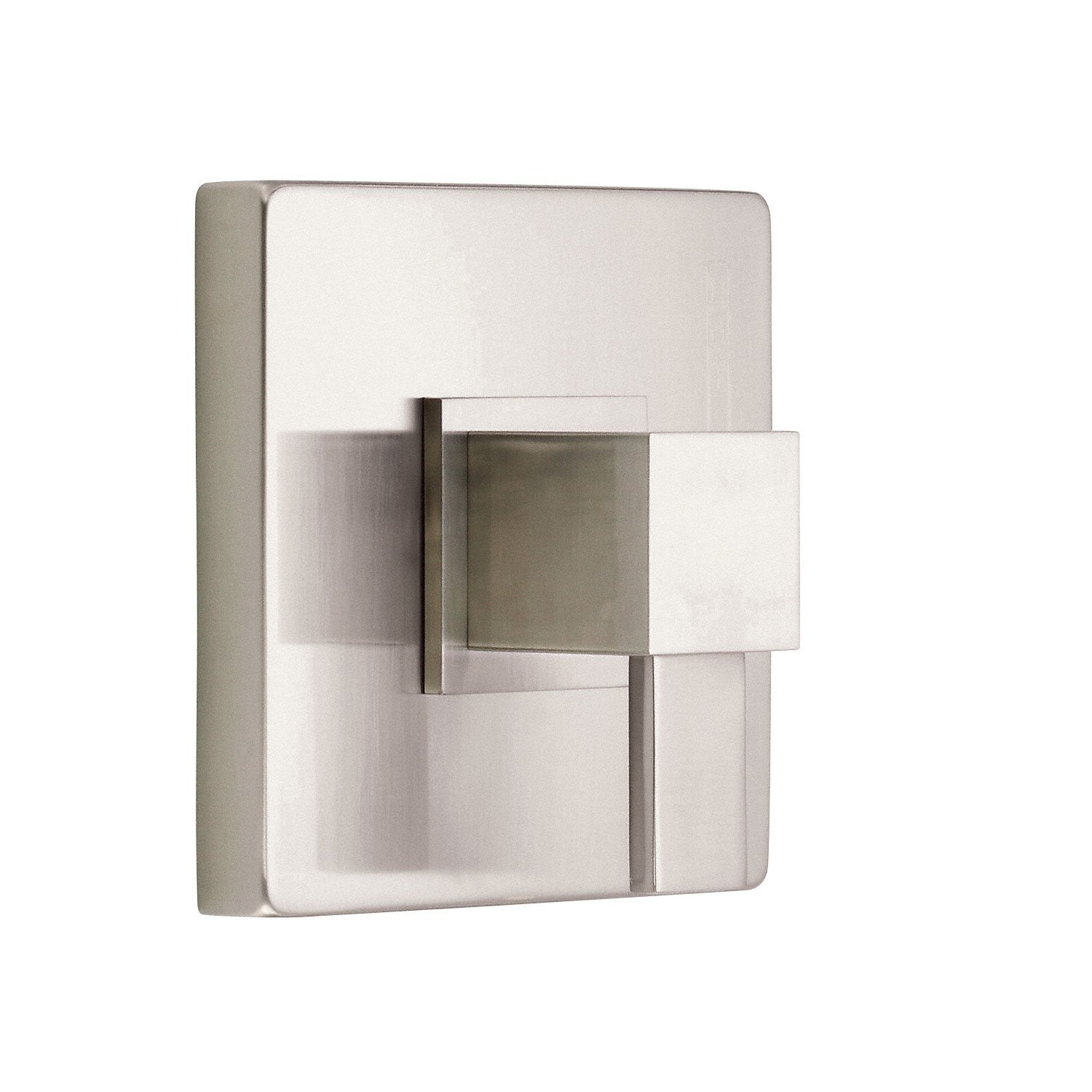 Danze Reef Brushed Nickel Single Handle Pressure Balance Square Shower Control INCLUDES Rough-in Valve