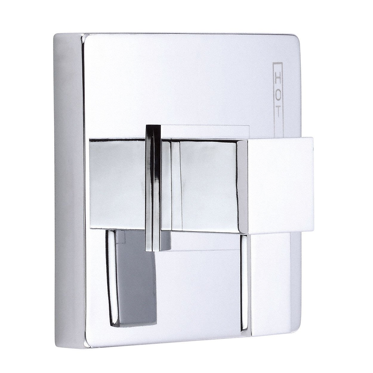 Danze Reef Chrome Single Handle Pressure Balance Square Shower Faucet Control INCLUDES Rough-in Valve