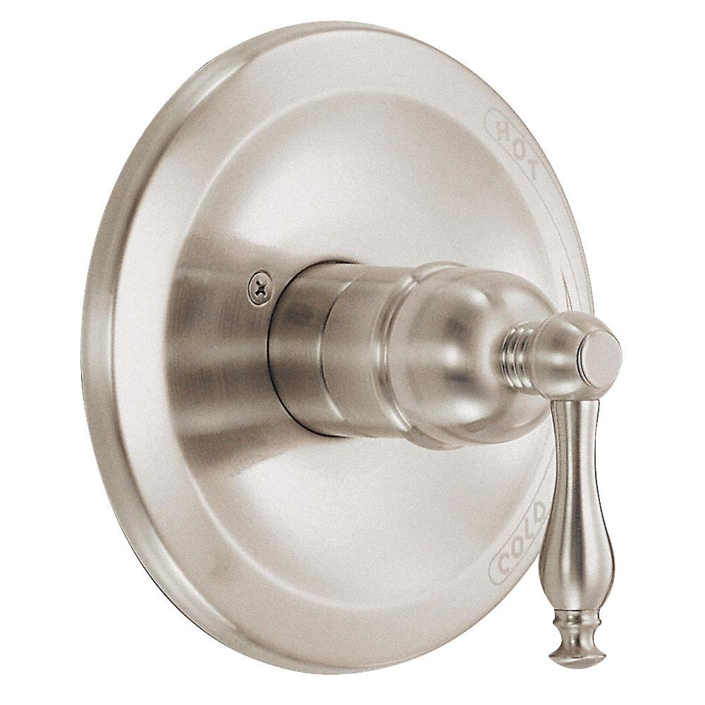 Danze Sheridan Brushed Nickel Single Handle Pressure Balance Shower Control INCLUDES Rough-in Valve