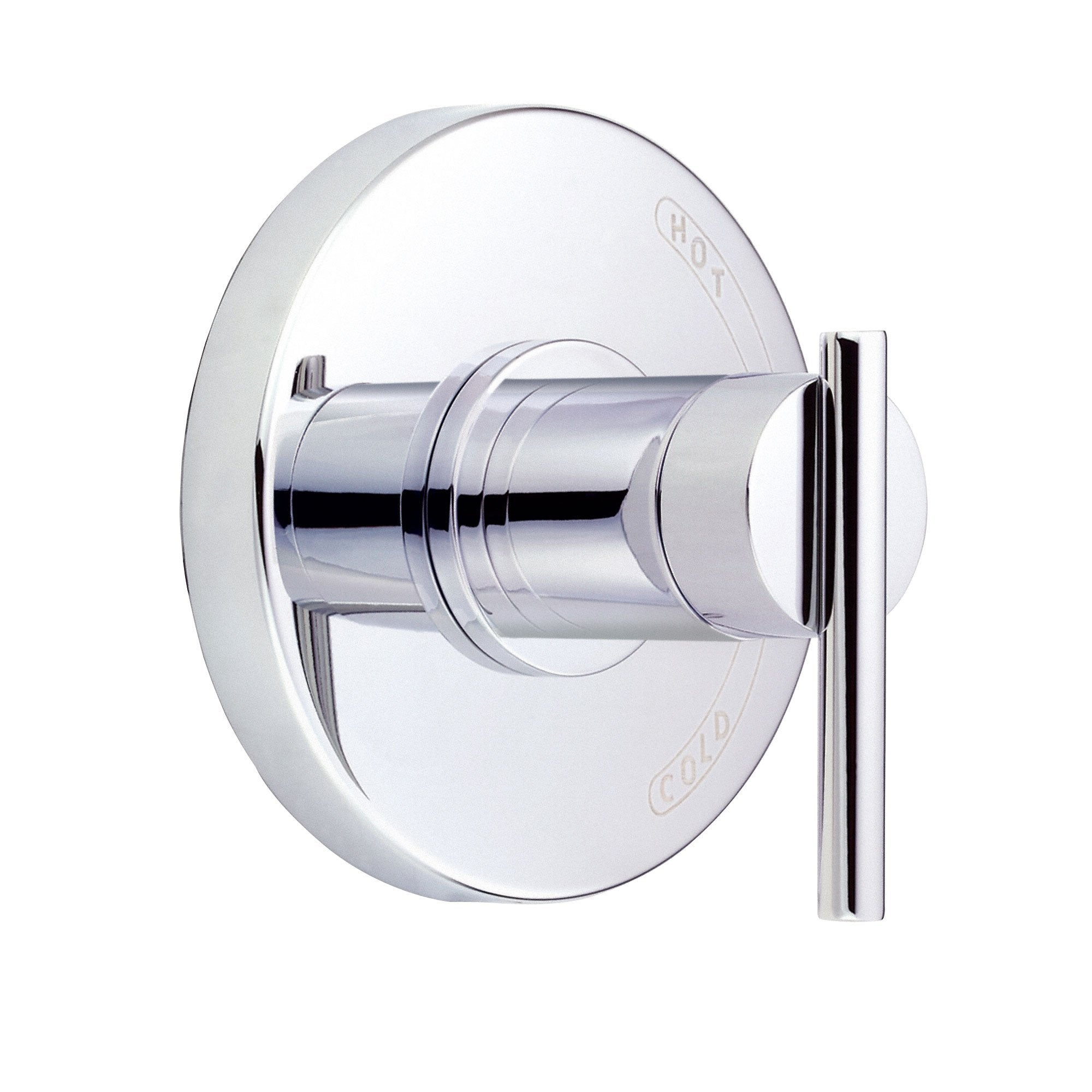 Danze Parma Chrome Modern Single Handle Shower Faucet Control INCLUDES Rough-in Valve