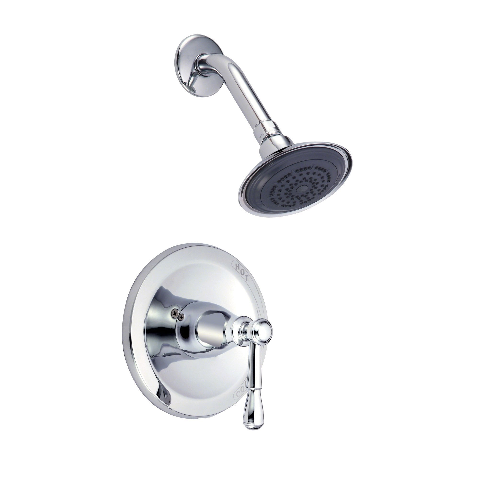 Danze Eastham Chrome Single Handle Pressure Balance Shower Only Faucet INCLUDES Rough-in Valve