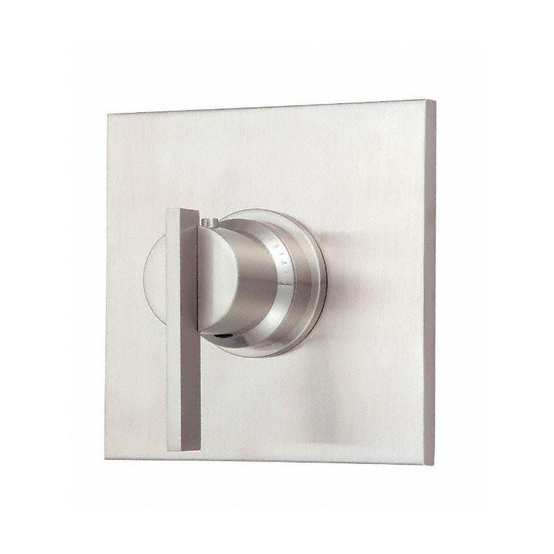 Danze Sirius Brushed Nickel High-Volume Thermostatic Shower Control INCLUDES Rough-in Valve
