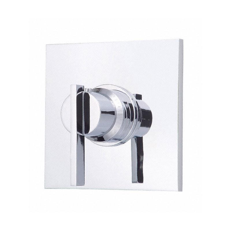 "Danze Sirius Chrome Single Handle 3/4"" High-Volume Thermostatic Shower Control INCLUDES Rough-in Valve"