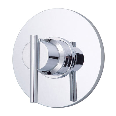 "Danze Parma Chrome 1 Handle 3/4"" High-Volume Thermostatic Shower Control INCLUDES Rough-in Valve"
