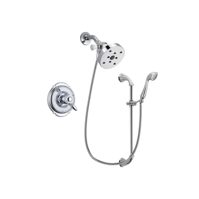 Delta Victorian Chrome Shower Faucet System Package with Hand Shower DSP0938V