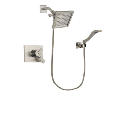 Delta Vero Stainless Steel Finish Shower Faucet System with Hand Shower DSP2090V