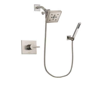 Delta Vero Stainless Steel Finish Shower Faucet System with Hand Shower DSP2210V
