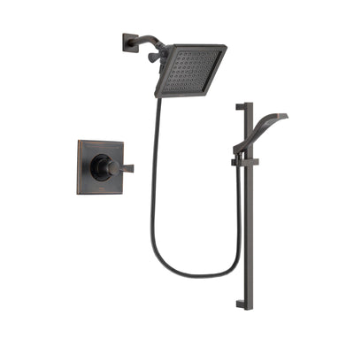 Delta Dryden Venetian Bronze Shower Faucet System with Hand Shower DSP3118V