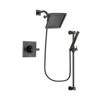 Delta Dryden Venetian Bronze Shower Faucet System with Hand Shower DSP3154V