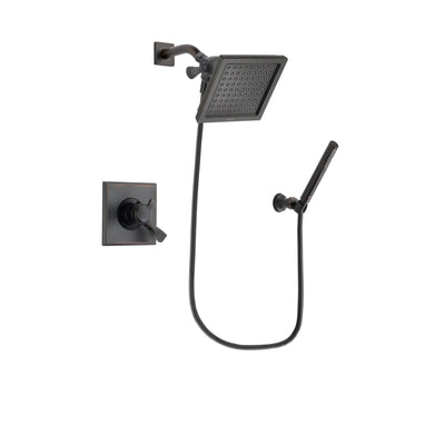 Delta Dryden Venetian Bronze Shower Faucet System with Hand Shower DSP3302V