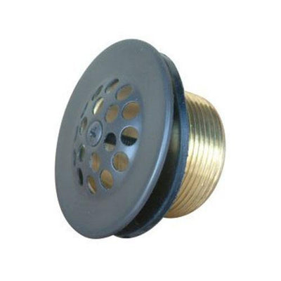 Kingston Brass Oil Rubbed Bronze Made to Match Tub Drain Strainer & Grid DTL205