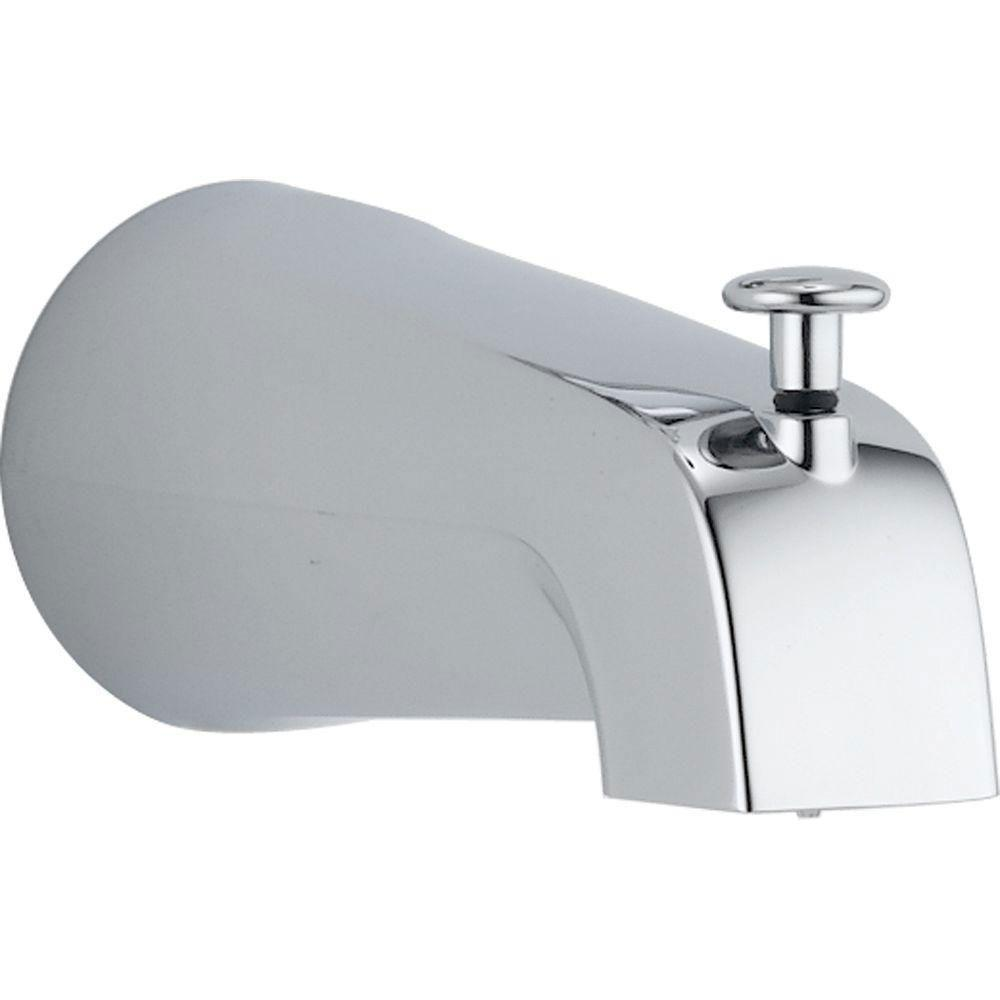 Delta Diverter Tub Spout in Chrome 45112