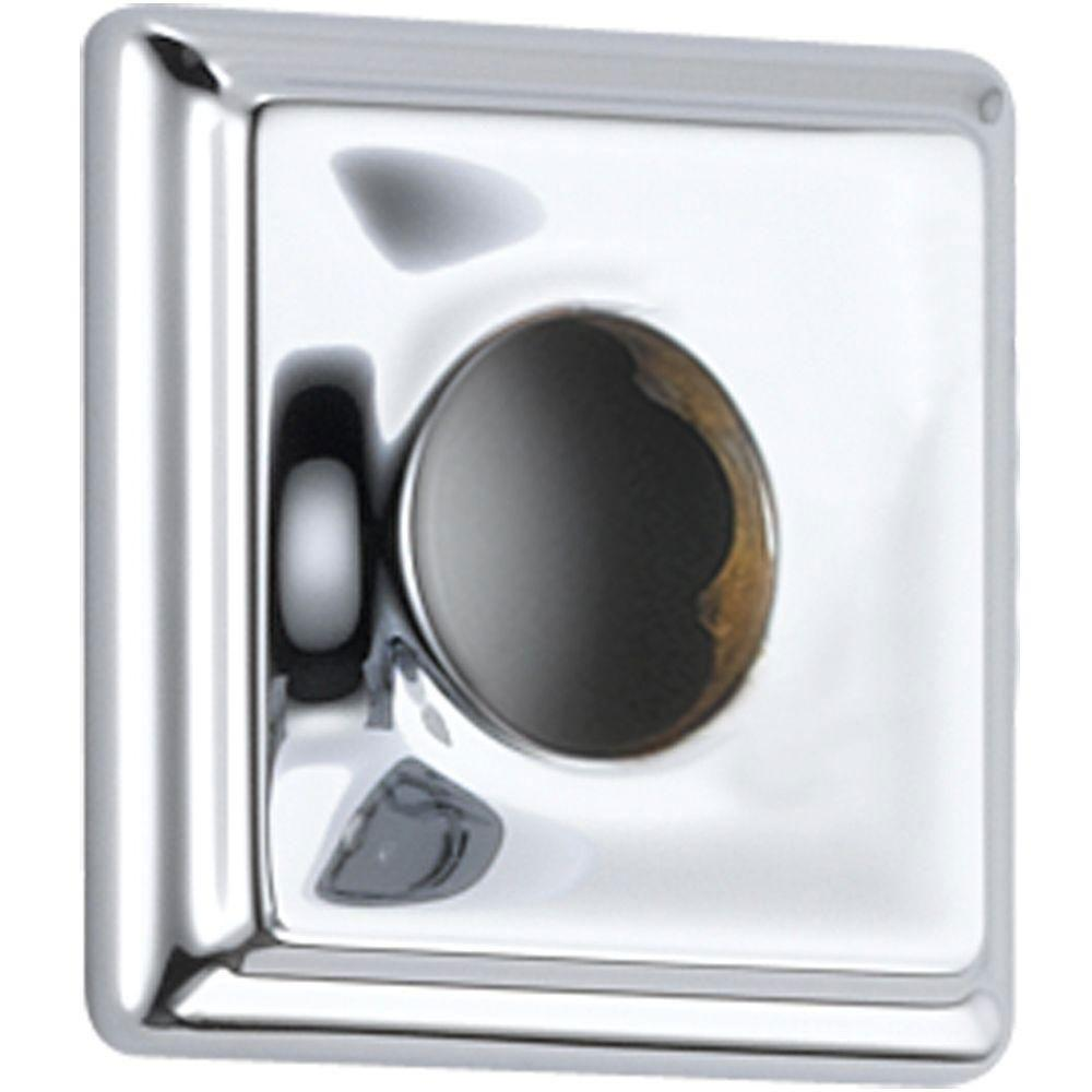 Delta Dryden Shower Flange in Chrome 455617