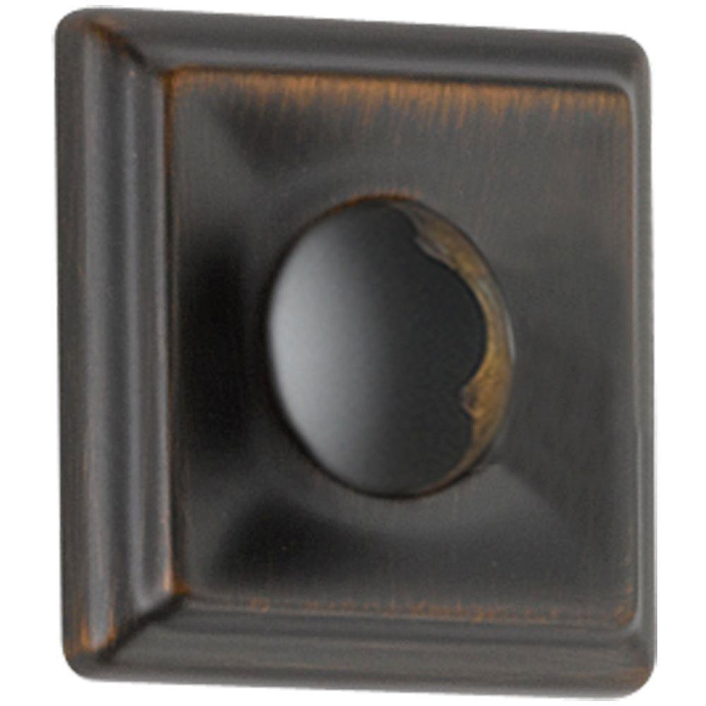 Delta Dryden Shower Arm Flange in Venetian Bronze 550139