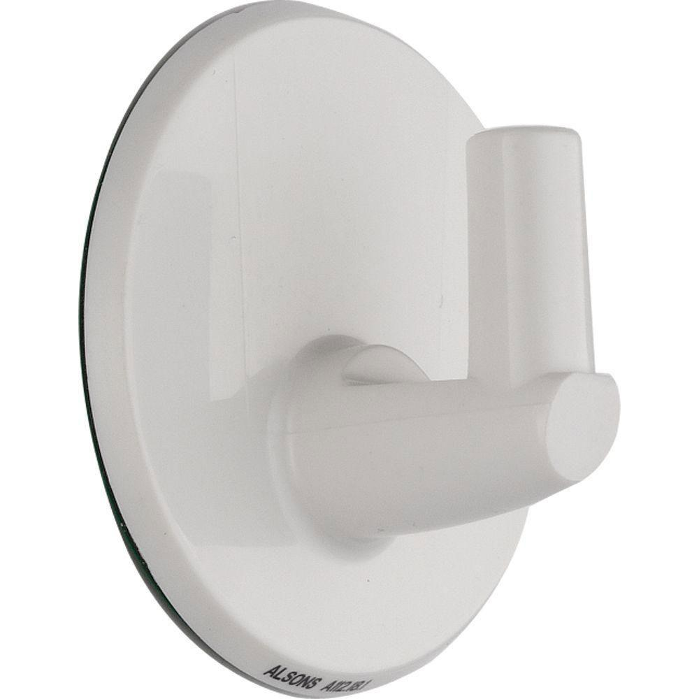 Delta Pin Wall Mount for Handshower in White 561387